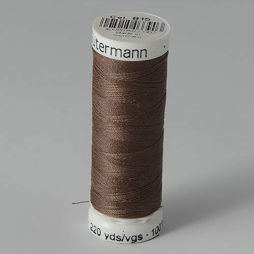 Нитки Gutermann SewAll №50 200м цвет 815