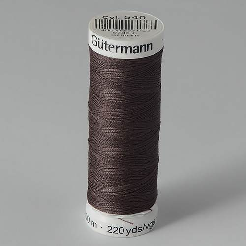 Нитки Gutermann SewAll №50 200м цвет 540