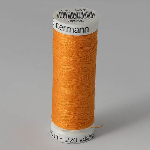 Нитки Gutermann SewAll №50 200м цвет 362
