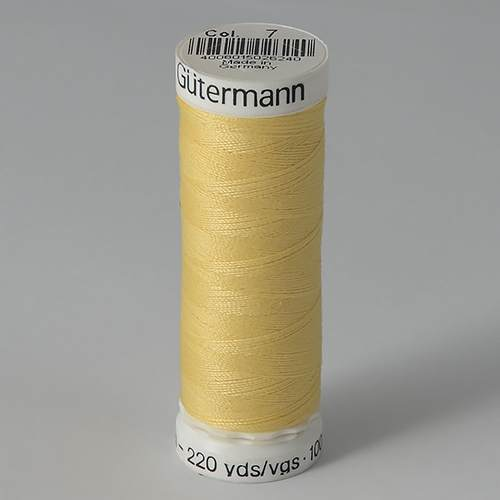 Нитки Gutermann SewAll №50 200м цвет 007