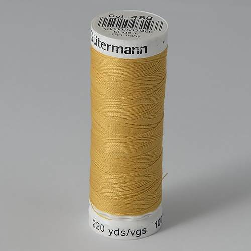 Нитки Gutermann SewAll №50 200м цвет 488