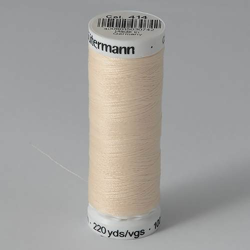 Нитки Gutermann SewAll №50 200м цвет 414